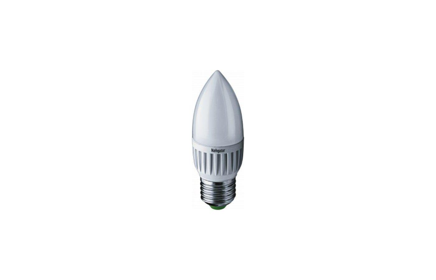 Лампочки энергосберегающие Navigator 94481 NLL-P-C37-5-230-2.7K-E27-FR