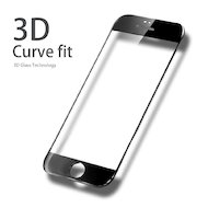 Стекло Onext 3D для iPhone 7 черное