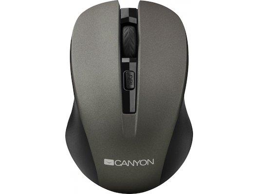 Мышь беспроводная CANYON CNE-CMSW1 Gray