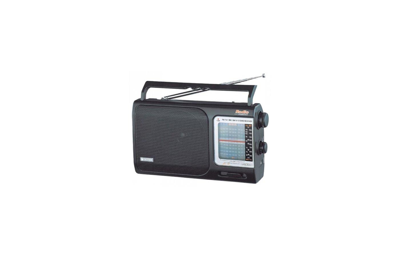 Радиоприемник VITEK 3582