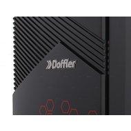 Фото Системный блок Doffler i001R Game intel i5 520M x2 2.4Gh/8Gb/1Tb/R7 360 2Gb DDR5/DVDRW/DOS