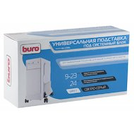Фото BURO BU-CS1AL светло-серый шир. сист. бл. 90 см - 230 см масса сист. бл. до 24 кг материал - мет