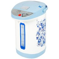 Чайник электрический  DELTA LUX DL-3033 белый гжель
