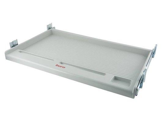 BURO KB002W белый подстольная подставка универсальная