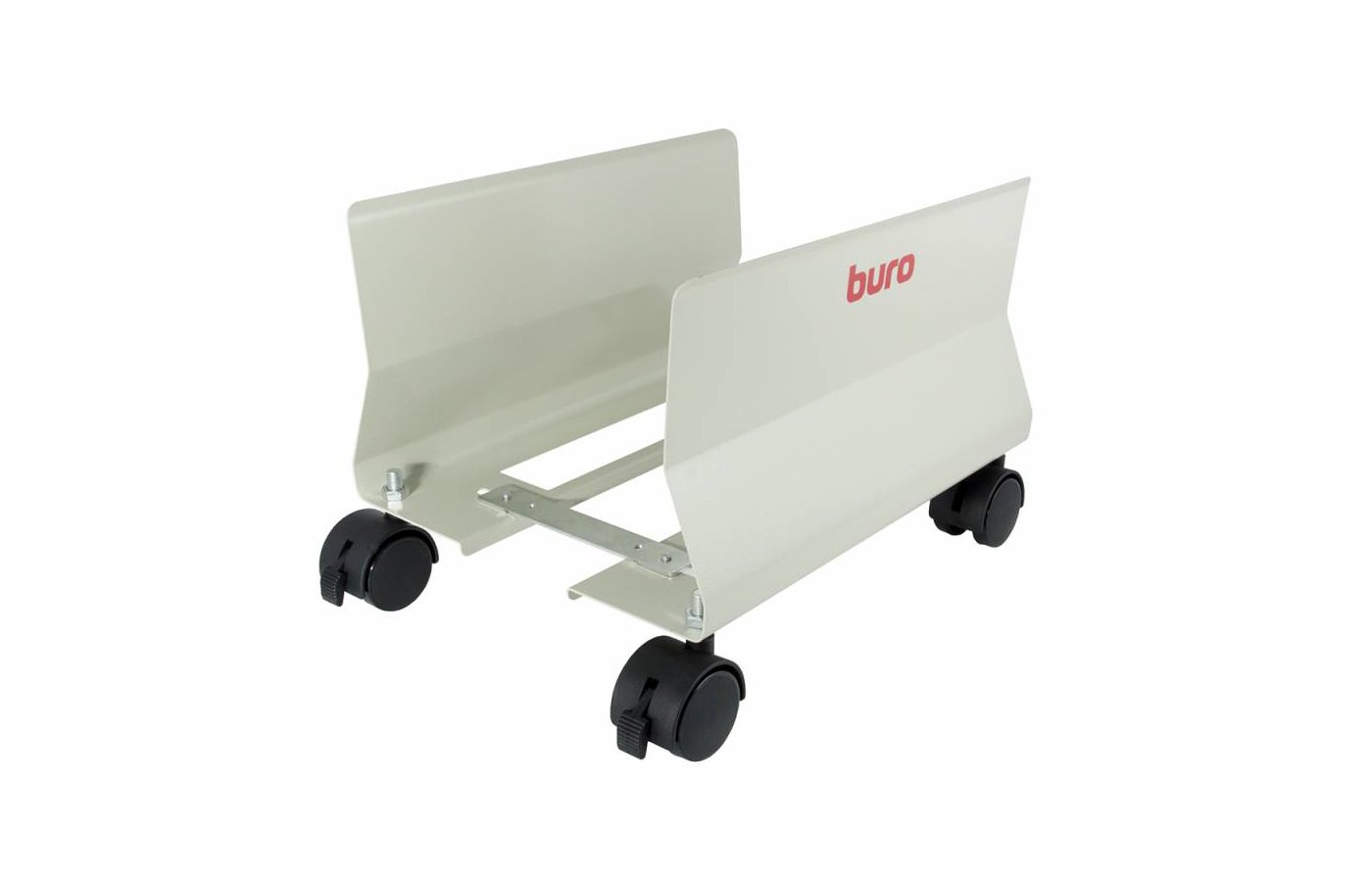 BURO BU-CS1AL светло-серый шир. сист. бл. 90 см - 230 см масса сист. бл. до 24 кг материал - мет
