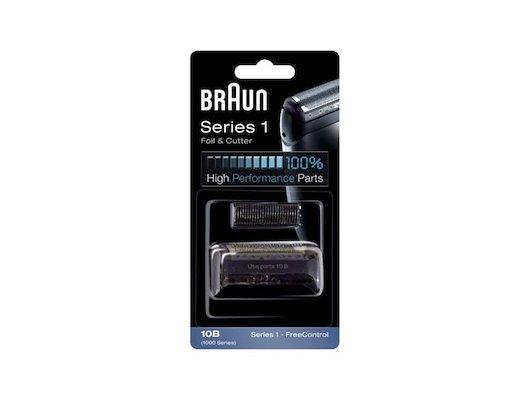 Сетки и блоки для бритв BRAUN сетка+реж.блок Series 1 10B