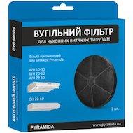 Фото Фильтры для воздухоочистителей PYRAMIDA фильтр угольный WH (в упаковке 1 шт.)