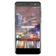 Смартфон Digma VOX Flash 4G Black