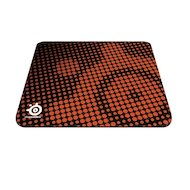 Фото Коврик для мыши Steelseries QcK Heat Orange 67279 оранжевый/черный