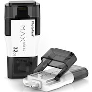 Флеш-диск PhotoFast 32GB i-FlashDrive MAX G2 U3 (IFDMAXG232GB)