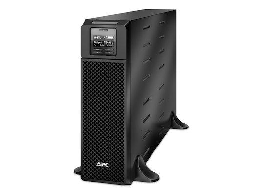 Блок питания APC Smart-UPS SRT SRT5KXLI 4500Вт 5000ВА черный