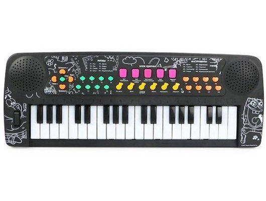 Игрушка Губка Боб SPB0908-001 синтезатор