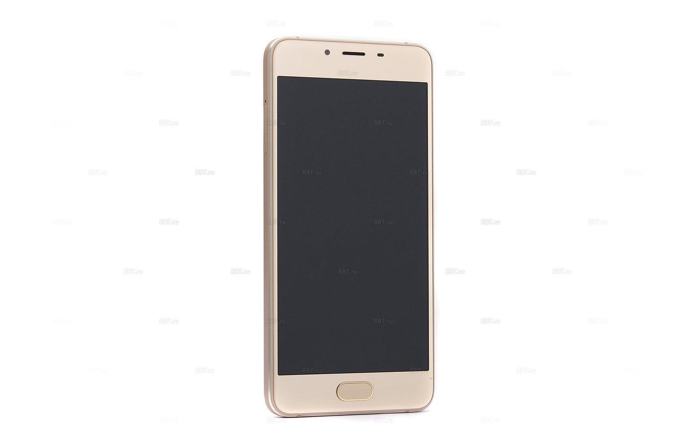Смартфон Meizu U10 32Gb Gold