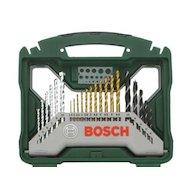 Фото Расходные материалы для инструментов BOSCH X-LINE-50 Набор бит и сверл