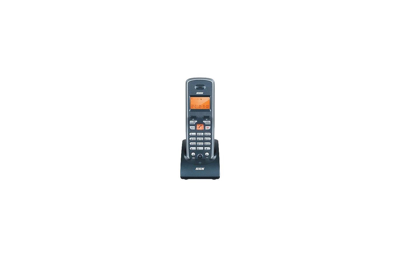Радиотелефон BBK BKD-23 серебро
