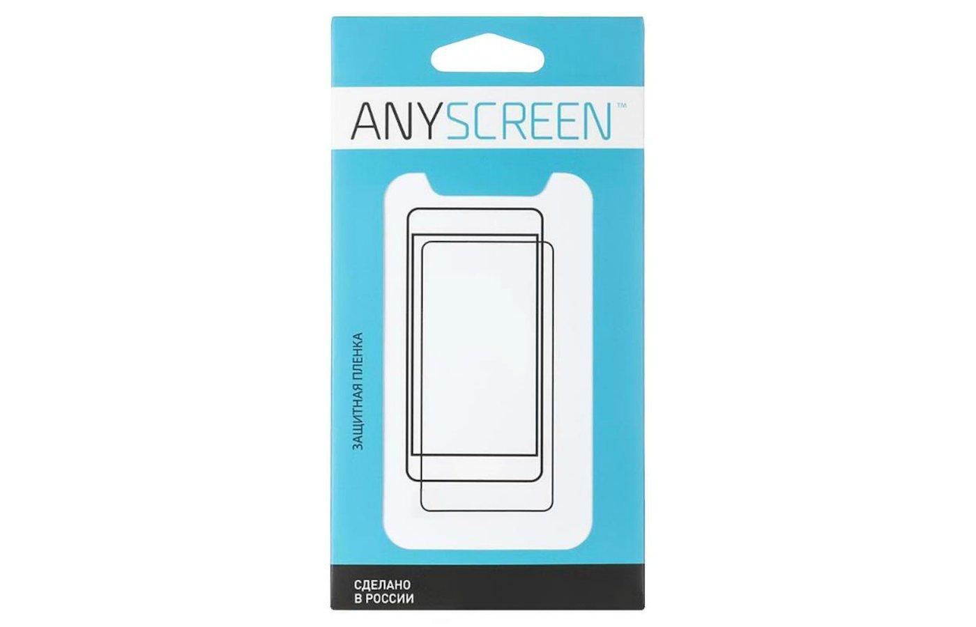 Стекло AnyScreen пленка для ZTE Blade L370 прозрачная