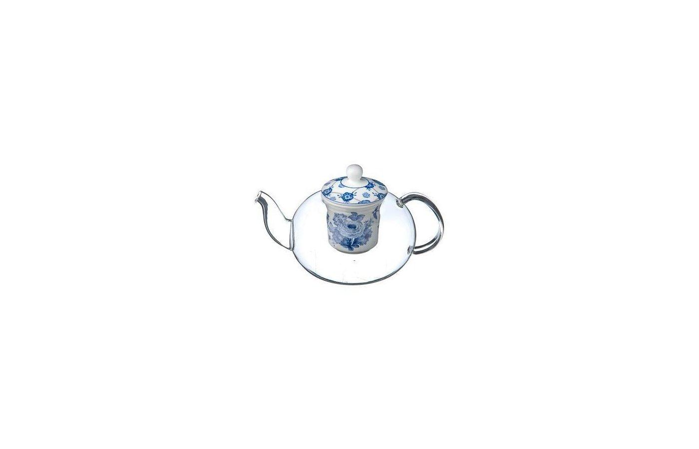 чайник заварочный VETTA 850-133 заварочный жаропрочный 500мл