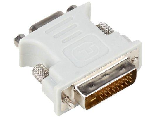 Переходник BURO DVI-I(m) - VGA(f)