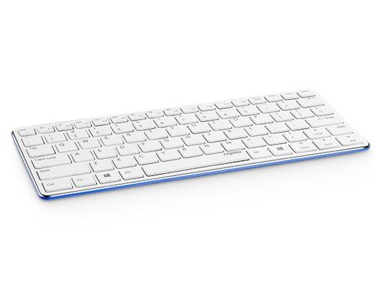 Клавиатура для планшетного ПК Rapoo E6350 зеленый беспроводная BT slim