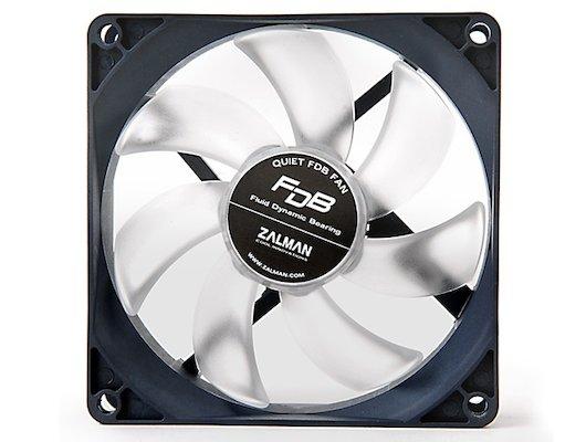 Охлаждение Zalman ZM-F2 FDB 92x92x25mm FDB 3pin для корпуса