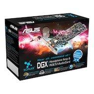 Фото Звуковая карта Asus PCI-E Xonar DGX (С-Media Oxygen СMI8786) 5.1 Ret