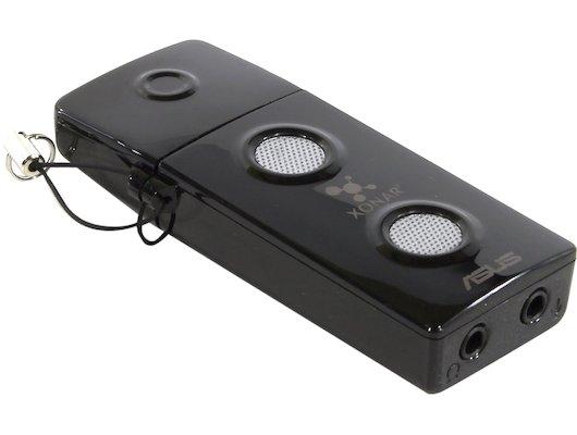 Звуковая карта Asus USB Xonar U3 (ASUS UA100) 2.0 Ret