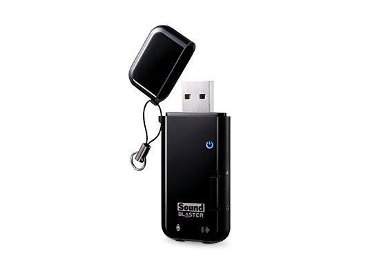 Звуковая карта Creative USB X-Fi Go! PRO SBX (X-Fi) 2 Ret