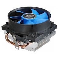 Фото Охлаждение Deepcool BETA 200ST (B200 ST) Soc-FM2/FM1/AM3+/AM3/AM2+ 3pin 30dB Al+Cu 95W 307g скоба