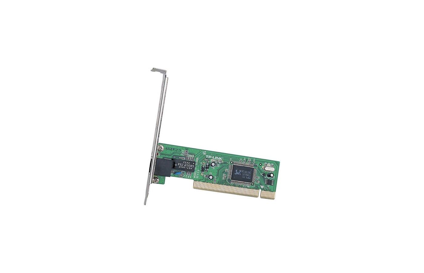 Сетевая карта TP-Link PCI TF-3239DL