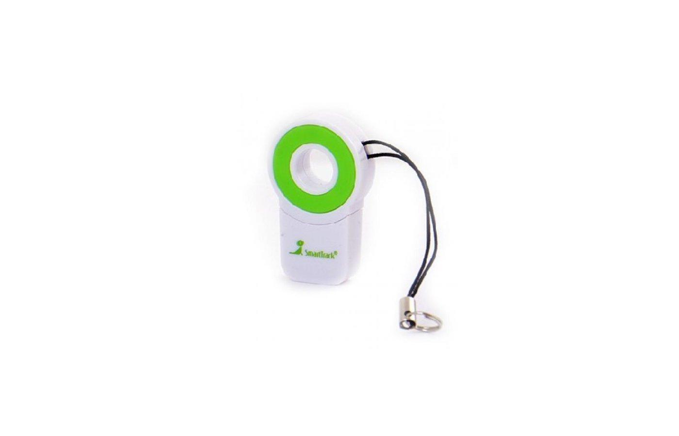 Картридер Smartbuy SBR-708-G зеленый