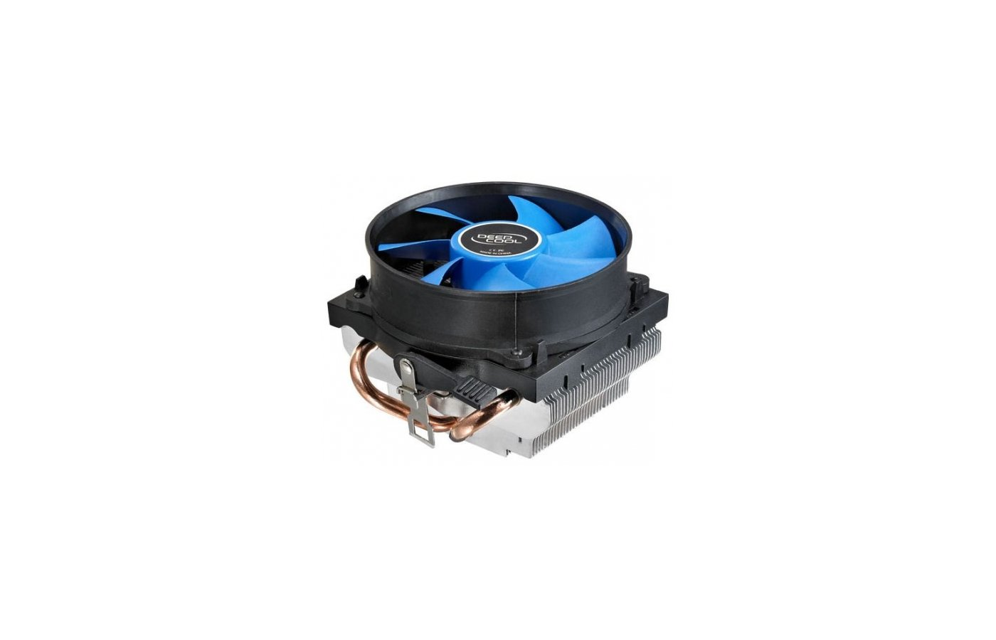 Охлаждение Deepcool BETA 200ST (B200 ST) Soc-FM2/FM1/AM3+/AM3/AM2+ 3pin 30dB Al+Cu 95W 307g скоба