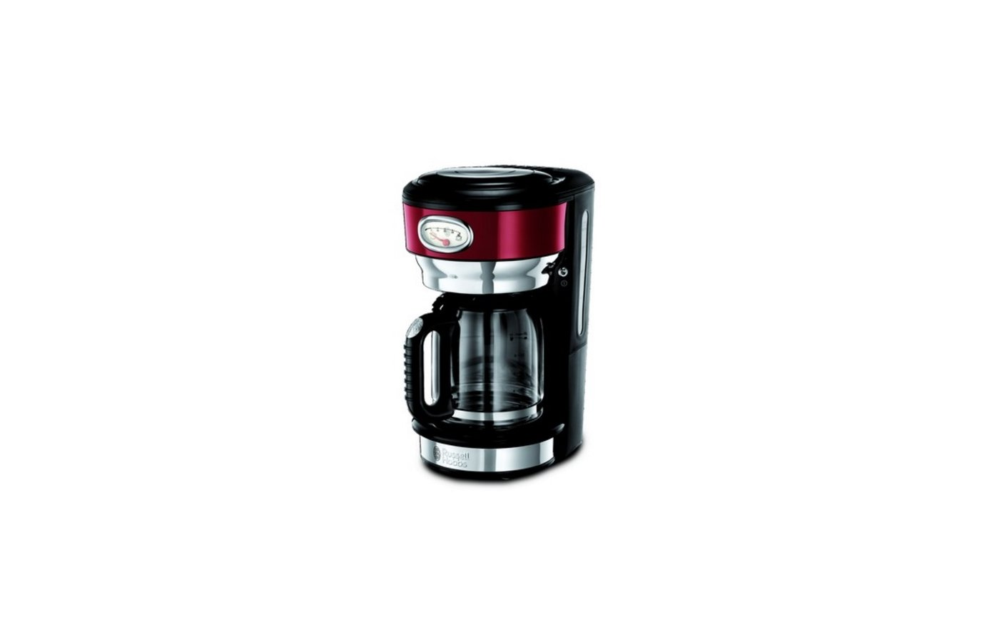 Кофеварка RUSSELL HOBBS Retro Ribbon Red 21700-56