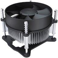 Фото Охлаждение Deepcool CK-11508 Soc-1150/1155/1156 3pin 25dB Al 65W 245g винты