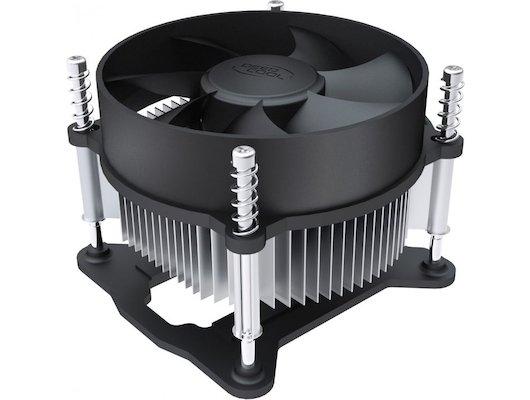 Охлаждение Deepcool CK-11508 Soc-1150/1155/1156 3pin 25dB Al 65W 245g винты