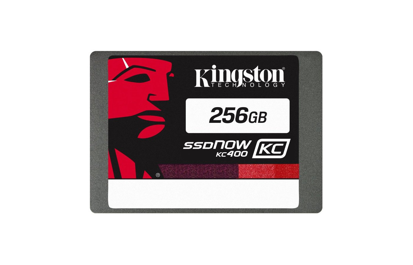SSD жесткий диск Kingston 256GB SSDNow SKC400S37/256G SSD SATA 3 2.5 (7mm height)