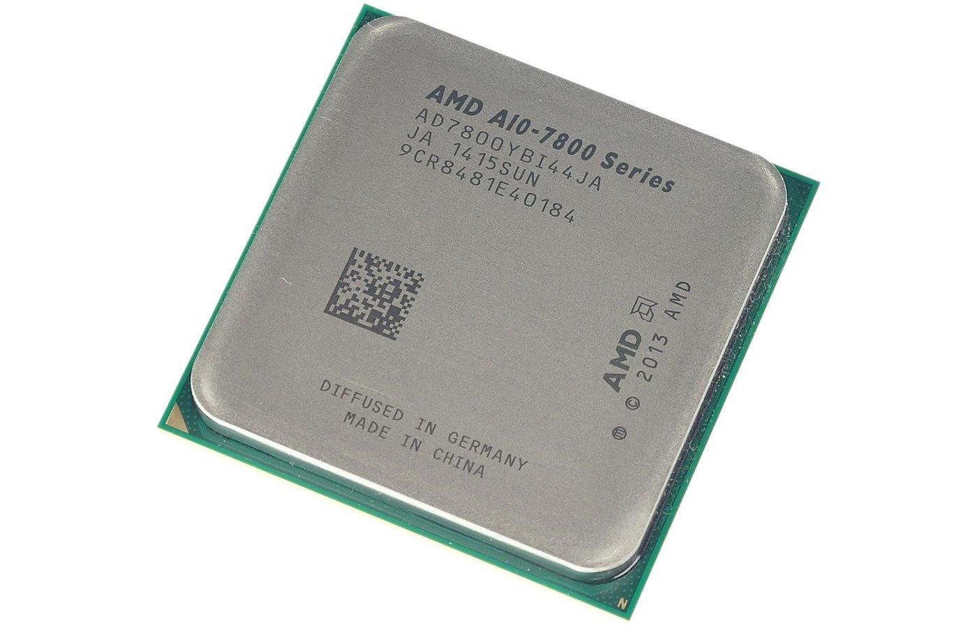 Процессор AMD A10 7800 FM2+ (AD7800YBI44JA) (3.5GHz/5000MHz/AMD Radeon R7) OEM