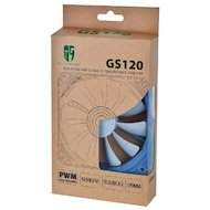 Фото Охлаждение Deepcool GS 120 120x120x20 4pin 18-32dB 100g antivibration low-noise RTL для корпуса