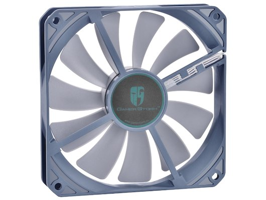 Охлаждение Deepcool GS 120 120x120x20 4pin 18-32dB 100g antivibration low-noise RTL для корпуса