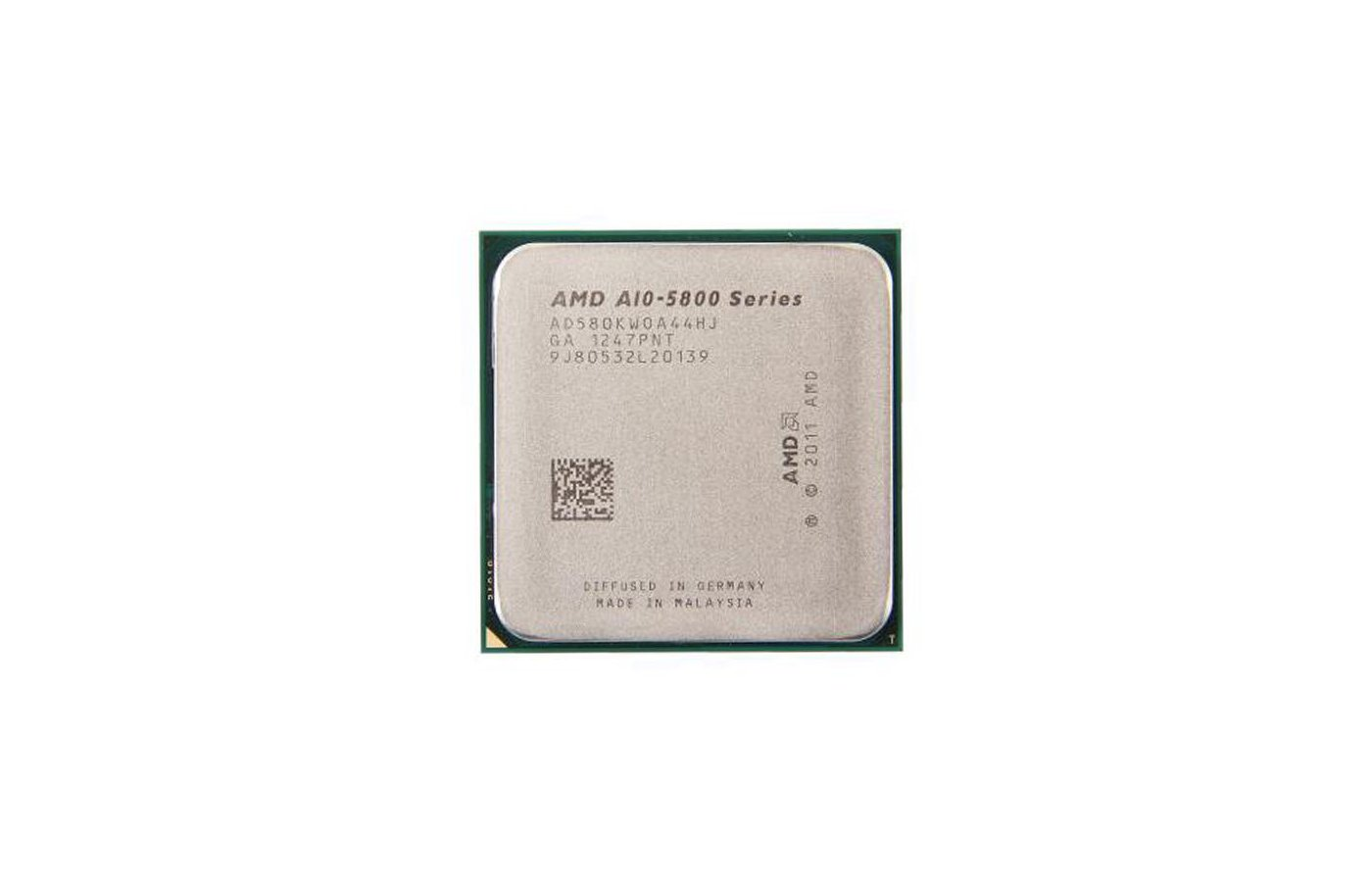 Процессор AMD A10 5800K FM2 (AD580KWOA44HJ) (3.8GHz/5000MHz/AMD Radeon HD 7660D) OEM
