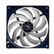 Охлаждение Titan TFD-14025H12ZP/KE(RB) 140x140x25 4pin 5-29dB 250g винты extreme-silent RTL для корпуса