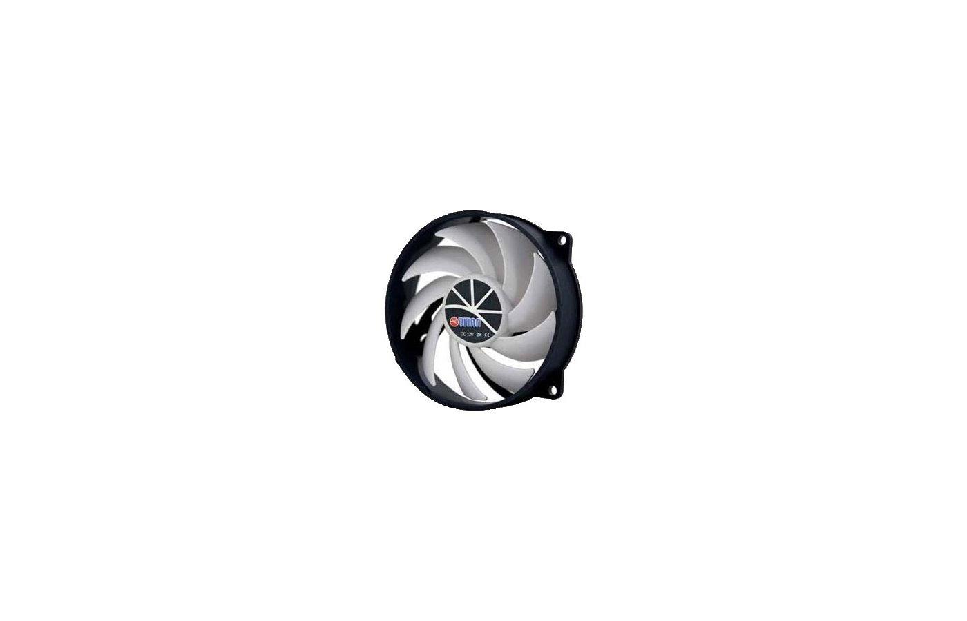 Охлаждение Titan TFD-9525H12ZP/KU(RB) 80x80x25 4pin 10-27dB 900-2600rpm 116g Z-AXIS для корпуса