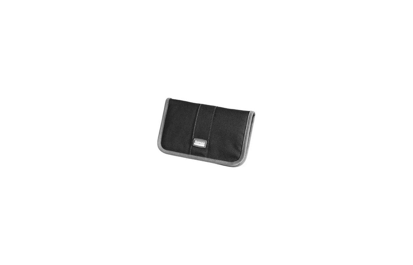 Кейс для жесткого диска Hama H-49917 для карт памяти Maxi до 20 карт