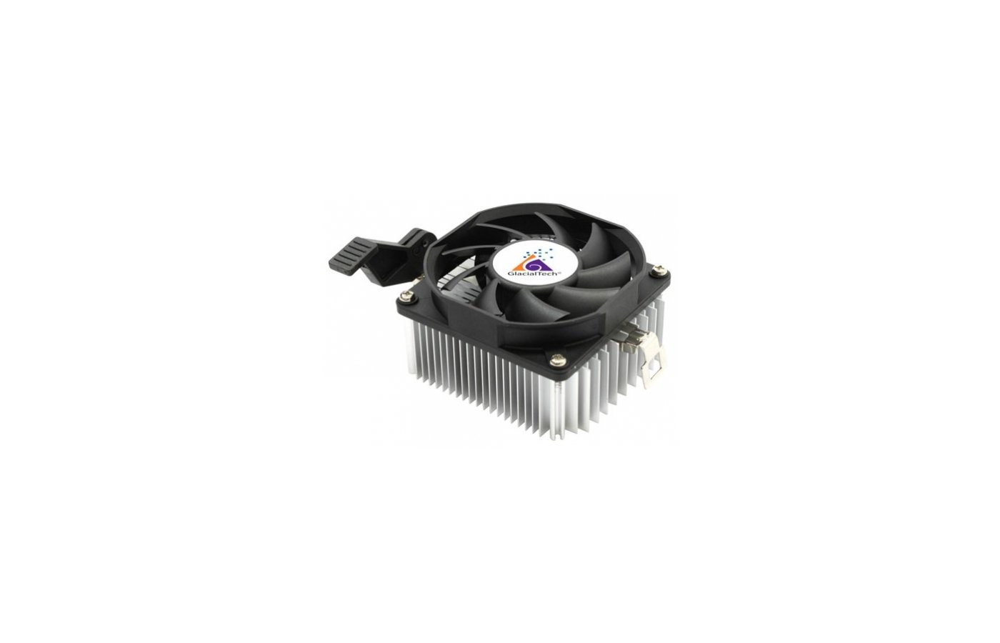 Охлаждение Glacialtech Igloo A200 PWM Soc-AMD/ 4pin 15-34dB Al 72W 165g скоба BULK