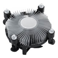 Фото Охлаждение Deepcool CK-11509 Soc-1150/1155/1156/ 3pin 27dB Al 65W 137g клипсы RTL