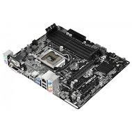 Фото Материнская плата Asrock B85M Pro3 Soc-1150 Intel B85 4xDDR3 mATX AC`97 6ch(5.1)
