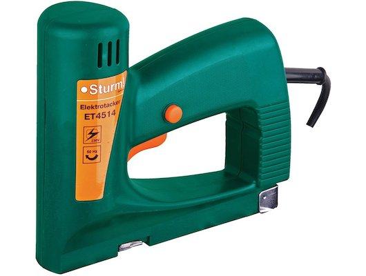 Степлер STURM ET4514