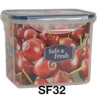 Фото Пластиковая посуда для СВЧ Тек А Тек SF3-2 Контейнер для СВЧ 1.0л