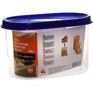 Фото контейнеры для продуктов Plastic Centre ПЦ2227 Банка для сыпучих продуктов Galaxy 0.8л