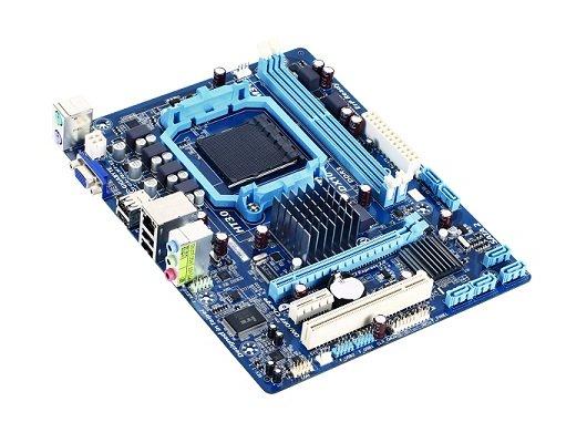 Материнская плата Gigabyte GA-78LMT-S2 Soc-AM3+ AMD 760G 2xDDR3 mATX AC`97 8ch(7.1)