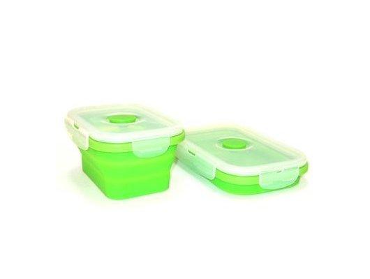 контейнеры для продуктов VETTA 845-066 Контейнер силиконовый складной 540мл